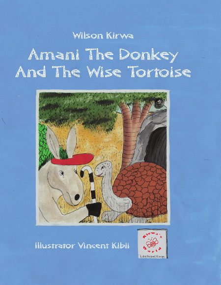 Amani The Donkey And The Wise Tortoise
